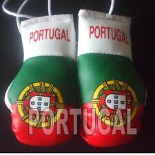 Portugal Flag/Portuguese mini boxing gloves 4 your car mirror-Get the best.