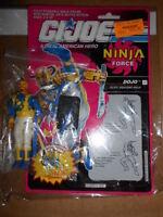 GI JOE Ninja Force Dojo Action Figure Hasbro