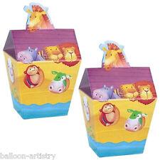 24 l'arche de Noé baby shower cadeau Butin Fête faveur seaux boîtes