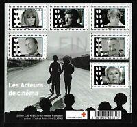 Bloc Feuillet 2012 N°F4690 Timbres France Neufs - Les Acteurs de Cinéma