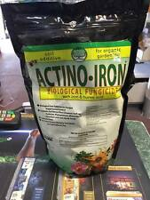 Actino Iron Biological Fungicide w/ Iron & Humic Acid 3lbs Actinovate