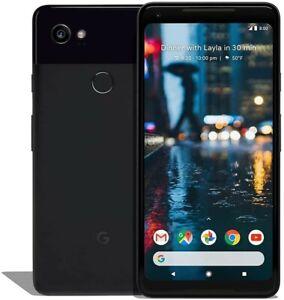 Google Pixel 2 XL - 64GB - Black (Unlocked) Smartphone