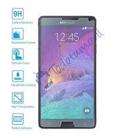 Protector de Pantalla Cristal Templado Vidrio Premium para Samsung Galaxy Note 4