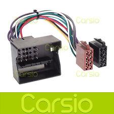 Skoda Octavia ISO Lead Wiring Harness connector Stereo Radio adaptor PC2-75-4