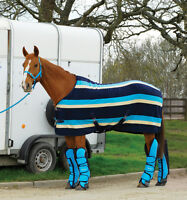 QUALITY RHINEGOLD 'ELITE' Fleece Show Rug for Horse or Pony All Colours Sizes