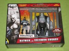 DC Comics Multiverse Batman vs. Solomon Grundy Figure 2014 New