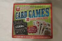 Card Games 30 classic Games & Tricks New