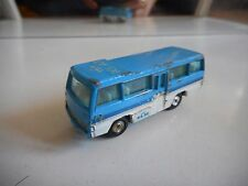 "Bandai Airplane Rampe Bus ""KLM"" in Blue/White on 1:99"