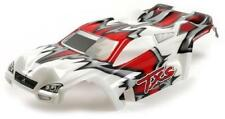 Robitronic Mantis Karosserie Rot/Weiß lackiert / R28021RW