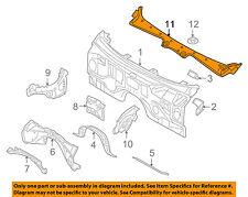 BMW OEM 06-10 650i-Cowl Panel Windshield Wiper Motor Cover 51717008922