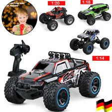 2.4GHz RC Auto Offroad Monster Truck Spielzeug Ferngesteuert Hochgeschwindigkeit