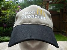 MC DONALD  DR PEPPER BACON CLUBHOUSE  HAT