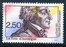 STAMP / TIMBRE FRANCE NEUF N° 2700 ** REVOLUTION / LA TOUR D'AUVERGNE