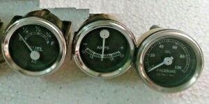 David Brown Tractor Oil Pressure gauge ampere gauge fuel Gauge