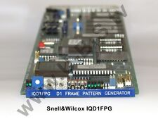 Snell & Wilcox IQD1FPG - D1 Frame Pattern Generator