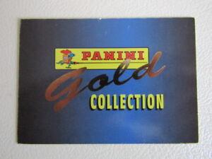 Panini Gold Collection 1996 England Football Card Variants (ef1)