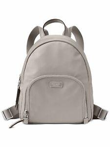 KATE SPADE Gray Nylon Backpack