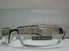 Men's or Women CONTEMPORARY Style Clear Lens EYE GLASSES Cool Club Party Frames
