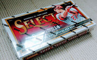 2013 Panini Select Baseball Hobby Box Factory Sealed