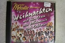 VGC.Germany.Deutsche Music CD.MEINE MELODIE.Weihnachten mit Stars,Schlager,Volks