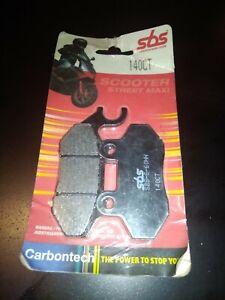 Plaquettes de frein scooter Sym - SBS 140CT
