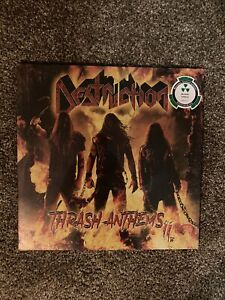 Destruction - Thrash Anthems II- 2x Vinyl LP - Factory Sealed.  New!
