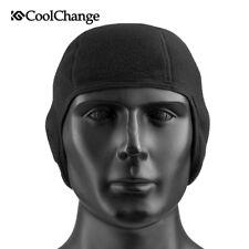 Winter Cycling Skull Cap Sports Bike Bicycle Thermal Fleece Hat Cap Black Warmer