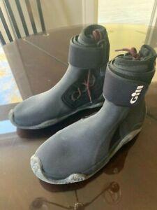 Women's Gill Neoprene Water Shoes Boots US 7.5-8 UK 6.5-7.5  Waterproof Sailing