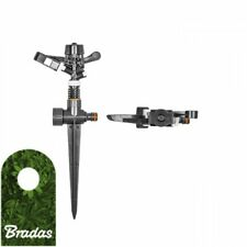 3-arm Extincteurs automatiques Sprinkler Regner Irrigation kreisregner Bradas 4383