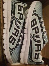 San Antonio Spurs Custom Shoes Male 5  Female 7