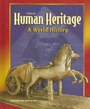 Human Heritage, Student Edition (MERRILL HUMAN HERITAGE) by McGraw-Hill Educati
