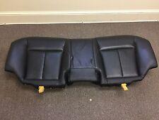 2007 Infiniti M35 M45 Rear Bottom Seat Black Used