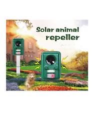 Animal Repeller Solar Tiervertreiber Ultraschall Katzenschreck Hundevertreiber