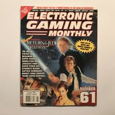 Electronic Gaming Monthly Magazine #61, August 1994, EGM