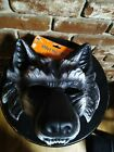 Halloween Time Wolf Mask be careful not to scare the neighborhood! HOWWWWLLL!