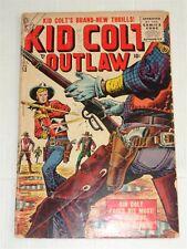 KID COLT OUTLAW #53 G (2.0) OCTOBER 1955 MARVEL ATLAS COMICS **