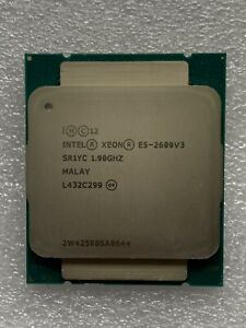 Intel Xeon E5-2609 V3 1.9 GHz Processor SR1YC