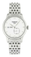 New Tissot Le Locle Steel Men's Swiss Automatic Silver Dial Watch T006428110380