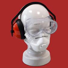 Ensemble de Sécurité et de Santé au Travail :FFP3 Atemschutz-Maske +