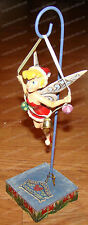 Jim Shore, Tinker Bell Let The Season Ring (Disney Traditions 4016568) Peter Pan