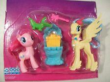 "Magical Pony cabello largo 3/"" Niñas Little Juguete Pony Muñeca Con Peine Stocking Relleno"