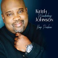 Keith Wonderboy Johnson - Keep Pushin [CD]