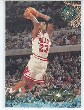 1995-96 Stadium Club Basketball #1 Michael Jordan