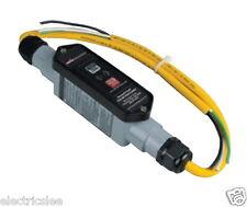 1pcs - COOPER GFI22M1NN 20A 240V/AC Industrial grade portable GFCI - NEMA 4X