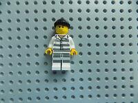 Lego 2x Dark Gray Knit Hat Prisoner Beany NEW