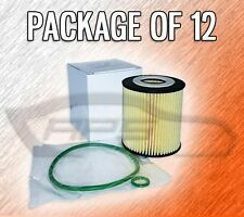 CARTRIDGE OIL FILTER L15505 FOR FORD MAZDA - CASE OF 12 - OVER 140 VEHICLES