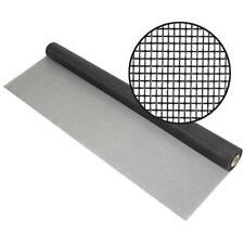 24 inch 100 foot roll Fiberglass Mesh Screen Cloth Wire Charcoal 18 x 16 mesh