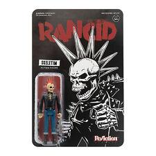rancid skeletim reaction action figure punk