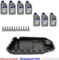 Ölwanne,Automatikgetriebe+7L.ÖL ATF II Aut.Getriebe BMW 1 3 5 6 7 X1 X3 X5 X6 Z4