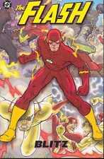 Flash: Blitz by Geoff Johns & Scott Kolins TPB 2004 1st Print DC Comics OOP